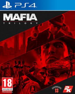 Mafia: Trilogy (használt) PS4