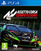 Assetto Corsa Competizione (használt) PS4