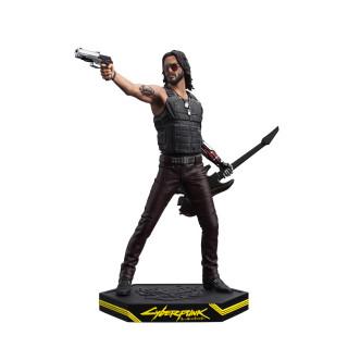 Cyberpunk 2077 Johnny Silverhand szobor