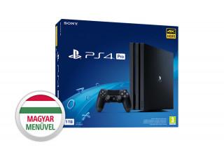 PlayStation 4 (PS4) Pro 1TB (Bontott) PS4