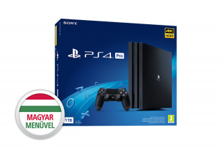 PlayStation 4 (PS4) Pro 1TB (Bontott) PS4