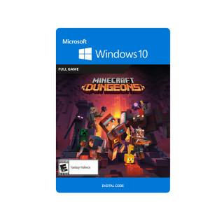 Minecraft Dungeons (Letölthető) PC