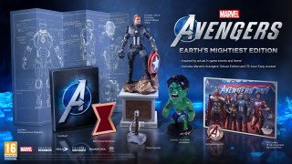 Marvel's Avengers Earth's Mightiest Edition PS4