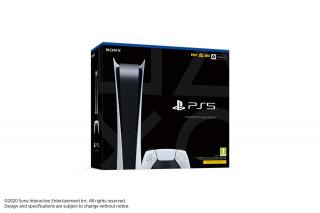 PlayStation®5 825GB Digital Edition PS5