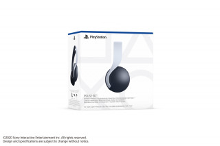 PlayStation®5 (PS5) PULSE 3D™ Wireless Headset PS5