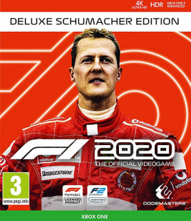 F1 2020 Schumacher Edition Xbox One