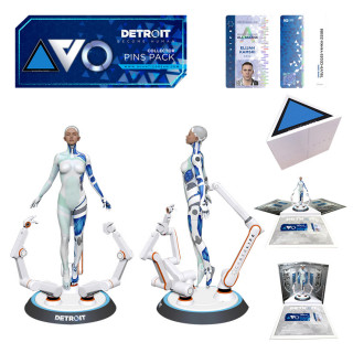 Detroit: Become Human Collector's Edition (Magyar felirattal)