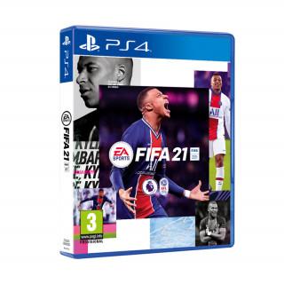 FIFA 21 (használt) PS4