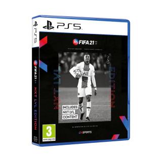 FIFA 21 NXT LVL Edition (használt) PS5