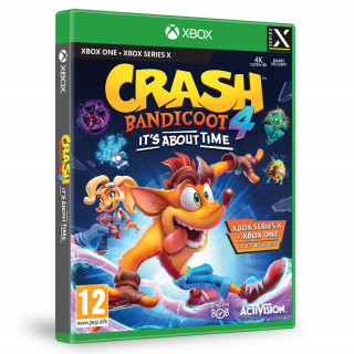 Crash Bandicoot 4: It's About Time (használt)