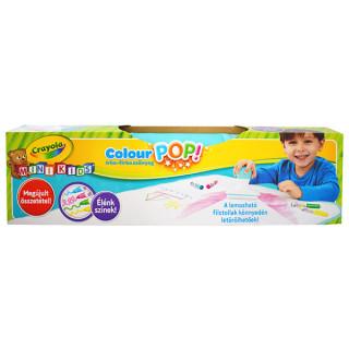 Crayola Colour Pop irka-firka szőnyeg