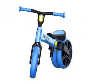 Y-Velo Junior futóbicikli kék