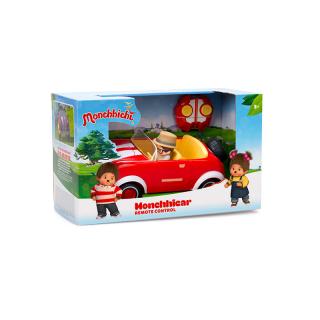 Monchhichi távirányítós autó AJÁNDÉKTÁRGY