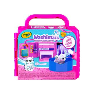 Washimals: Kimosható állatkák - Kozmetikai szalon