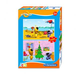 Minimax Puzzle 2x20 db