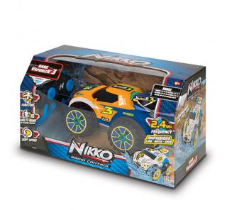 Nikko Nano VaporizR 3 - narancssárga AJÁNDÉKTÁRGY