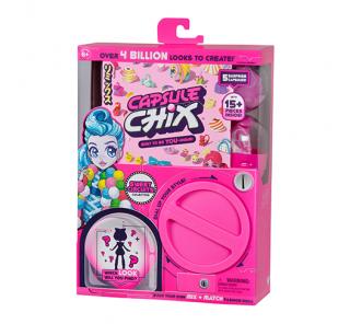 Capsule Chix - Kapszula Csajok - Felvillanyzó kollekció