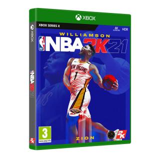 NBA 2K21 (használt)