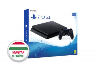 PlayStation 4 (PS4) Slim 500GB (Bontott)