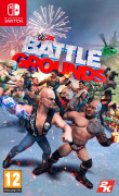 WWE 2K BATTLEGROUNDS (használt)