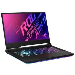 ASUS ROG STRIX G512LI-HN061T fekete laptop PC