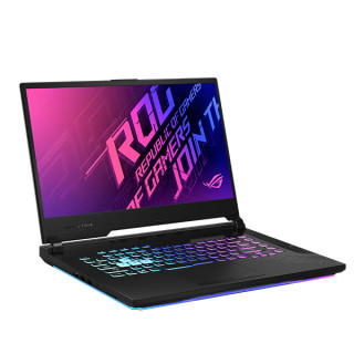 ASUS ROG STRIX G512LW-AL022 Fekete Laptop PC