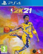 NBA 2K21 Mamba Forever Edition