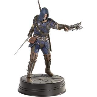 Dark Horse - Witcher 3 Wild Hunt - Geralt Grandmaster Feline PVC Szobor (20cm) (3004-370)