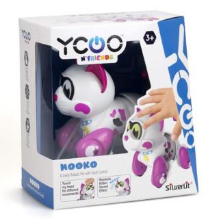 Mooko zenélő táncoló kiscica