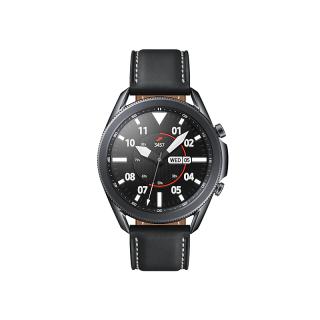 Samsung SM-R840 Mystic Black Galaxy Watch 3 (45mm) - Fekete