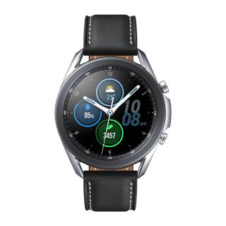 Samsung SM-R840 Mystic Silver Galaxy Watch 3 (45mm) - Ezüst