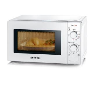 Severin MW7891 Mikrohullámú sütő 2-in-1 (grill)