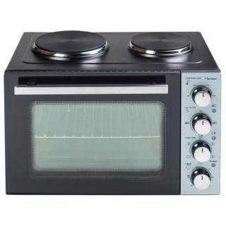 Bestron AOV31CP Mini Konyha (Grill, Sütő, Dupla főzőlap)
