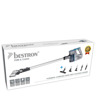 Bestron AVC800 Hand-Held Vacuum Cleaner With XL Power Cord Kézi Porszívó