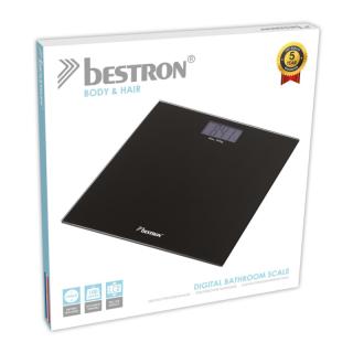 Bestron ABS2000B Digital Bathroom Scale - Digitális Személyi Mérleg