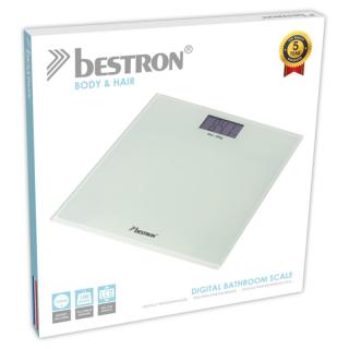 Bestron ABS2000W Digital Bathroom Scale - Digitális Személyi Mérleg