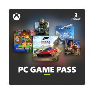 Xbox Game Pass for PC 3 hónapos előfizetés (DIGITÁLIS KÓD)