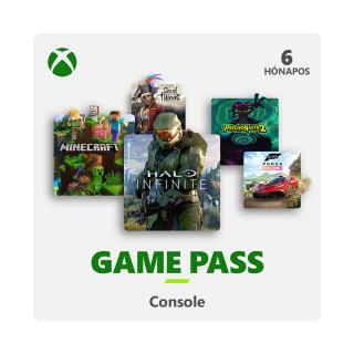 XBOX Game Pass 6 hónapos előfizetés (Letölthető)