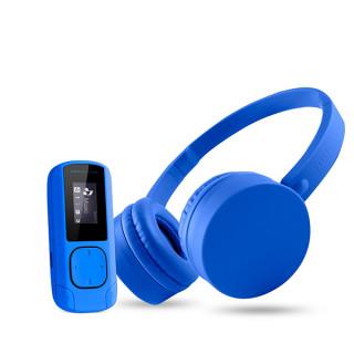 Energy Sistem EN 443857 Bluetooth Music Pack (MP3 lejátszó + Bluetooth fejhallgató)