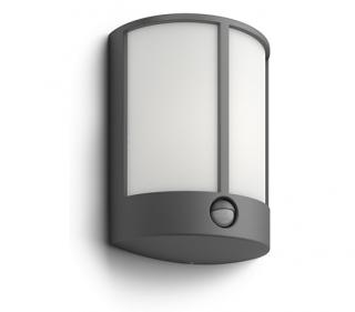 Stock IR wall lantern anthracite 1x6W 16465/93/16 Otthon