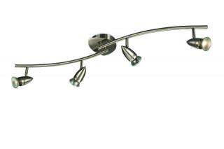 COMET bar/tube nickel 4x50W 230V 54947/17/PN Otthon