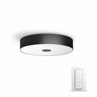 PHILIPS Fair Hue ceiling lamp black 1x39W + DIMSwitch 4034030P7 Otthon