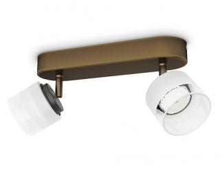 Fremont bar/tube bronze 2x4W 230V 53332/06/16 Otthon