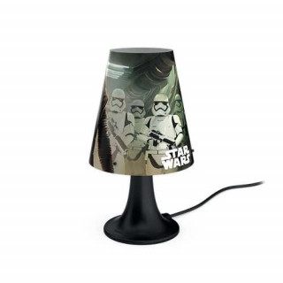 Philips Star Wars VIII table lamp black 1x2.3W 71795/30/P0 Otthon