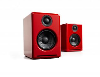 Audioengine A2+ Piros PC
