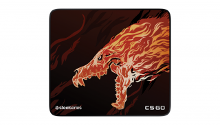 SteelSeries Qck+ CS:GO Howl PC