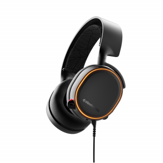 SteelSeries Arctis 5 Fekete 2019 Edition