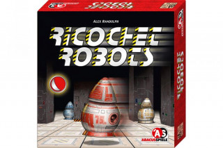 Száguldó robotok - Ricochet Robots AJÁNDÉKTÁRGY
