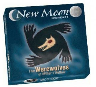 New Moon - Werewolves of Miller's Hollow expansion Ajándéktárgyak