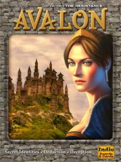 The Resistance: Avalon (angol nyelvű) Ajándéktárgyak